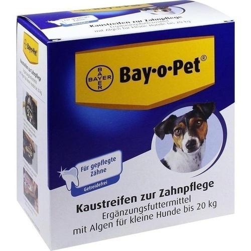 BAY O PET Zahnpfl.Kaustreif.f.kl.Hunde