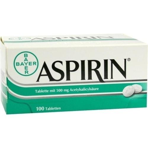 ASPIRIN 0,5 Tabletten