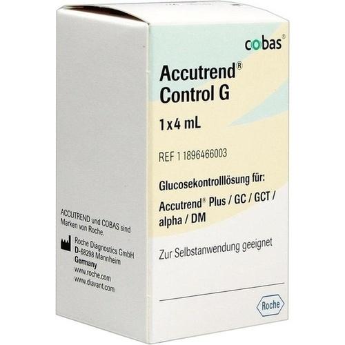 ACCUTREND Control Glucose Lösung