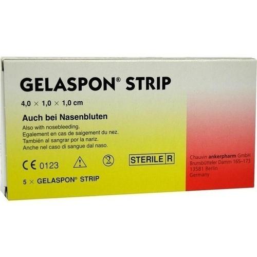 GELASPON Strip 4x1x1 cm
