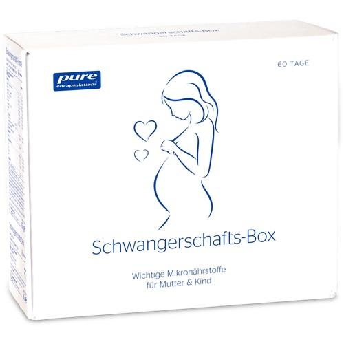 PURE ENCAPSULATIONS Schwangerschafts-Box Kapseln