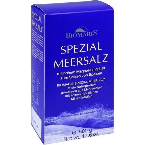 BIOMARIS Spezial Meersalz