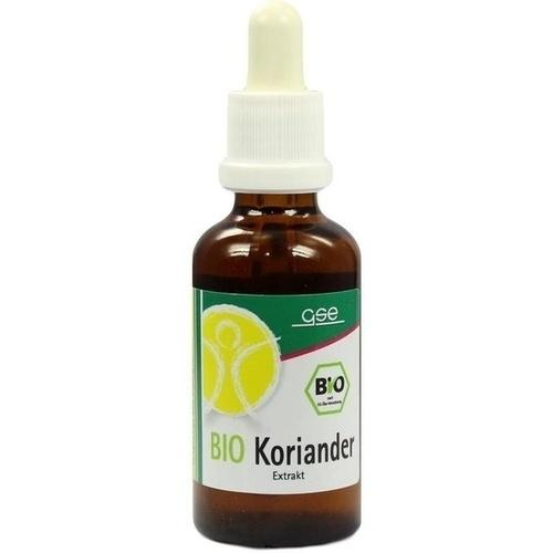 KORIANDER EXTRAKT Bio 23% V/V