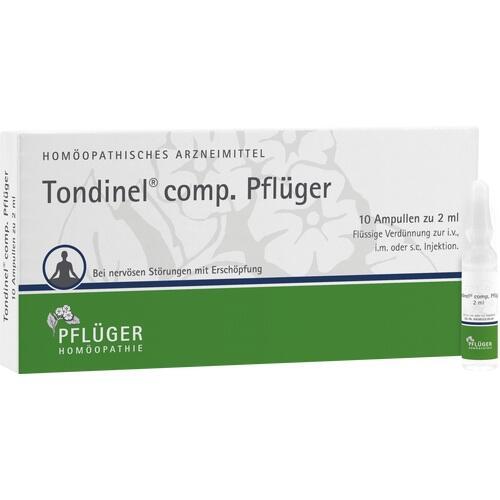 TONDINEL comp. Pflüger Ampullen