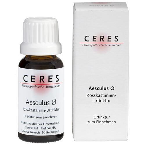 CERES Aesculus Urtinktur