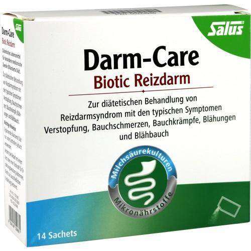 DARM CARE Biotic Reizdarm Salus Beutel