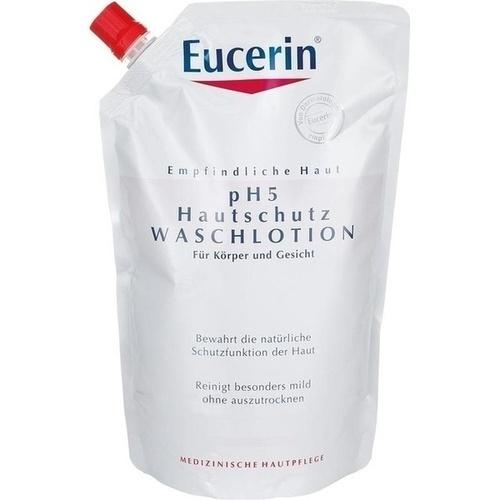 EUCERIN pH5 Protectiv Waschlotio Nachfüllung 750ml