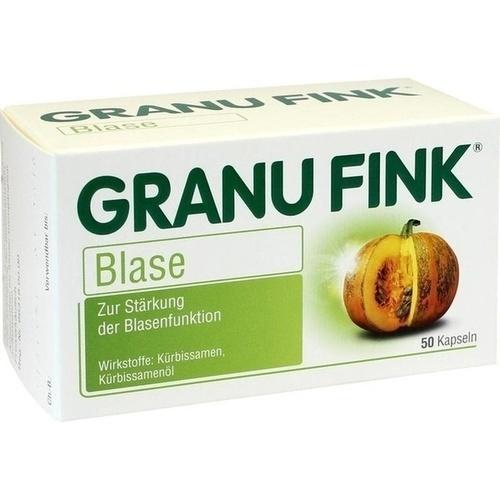 GRANU FINK Blase Hartkapseln