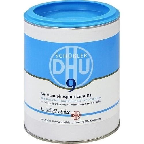 BIOCHEMIE DHU 9 Natrium phosphoricum D 3 Tabletten