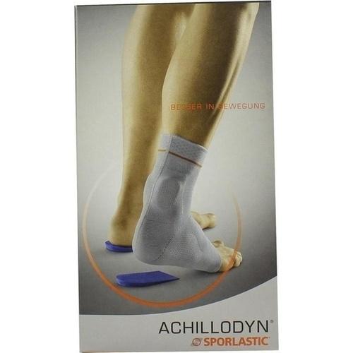 ACHILLODYN Achillessehnenband.Gr.4 schwarz 07071