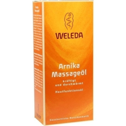 Arnika Massageöl, 200ml