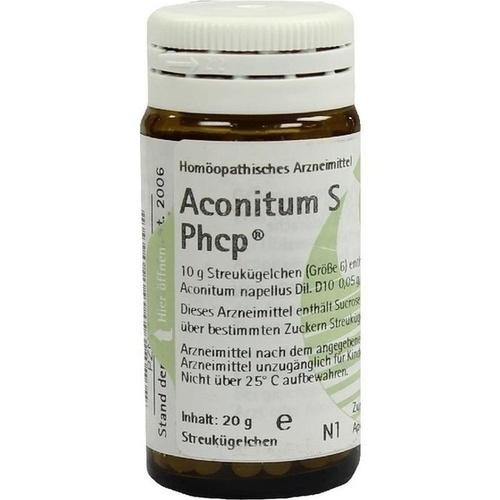 ACONITUM S Phcp Globuli