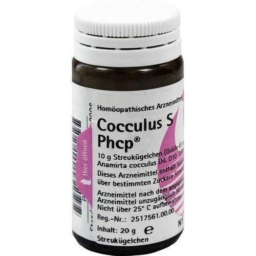 COCCULUS S Phcp Globuli