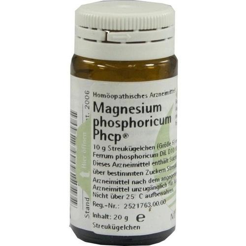 MAGNESIUM PHOSPHORICUM PHCP Globuli