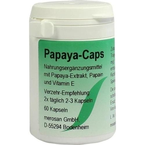 PAPAYA CAPS Kapseln