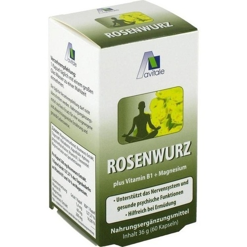 rosenwurz kapseln 200 mg 60 st medikamente r hom opathie fuchs. Black Bedroom Furniture Sets. Home Design Ideas