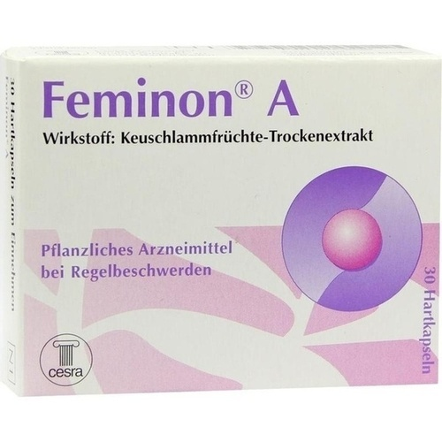 FEMINON A Hartkapseln