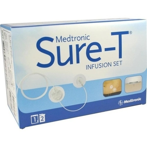 PARADIGM Sure T 8 mm 60 cm Infusionsset