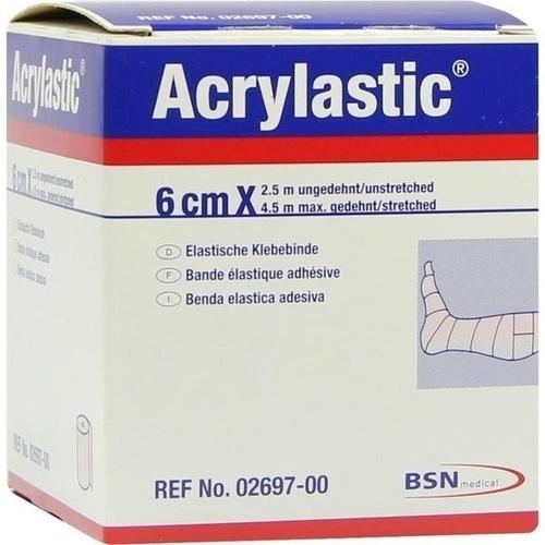 ACRYLASTIC 6 cmx2,5 m Binden
