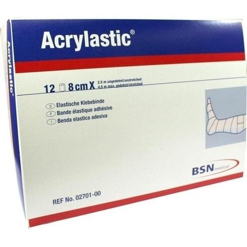ACRYLASTIC 8 cmx2,5 m Binden