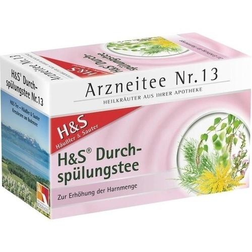 H&S Durchspülungstee Filterbeutel