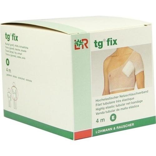 TG fix Netzverband E 4 m weiß