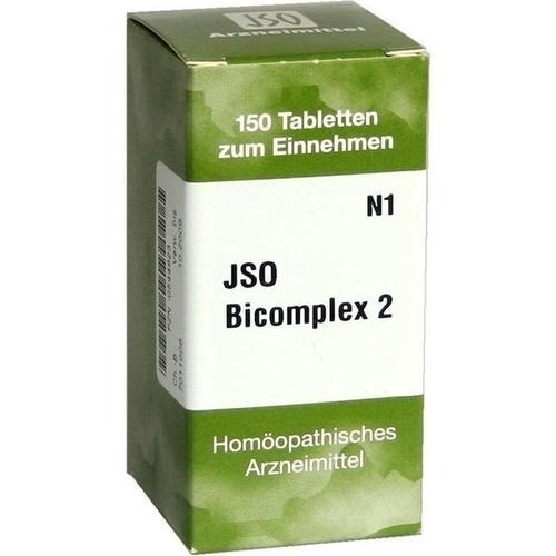 JSO-Bicomplex Heilmittel Nr.2