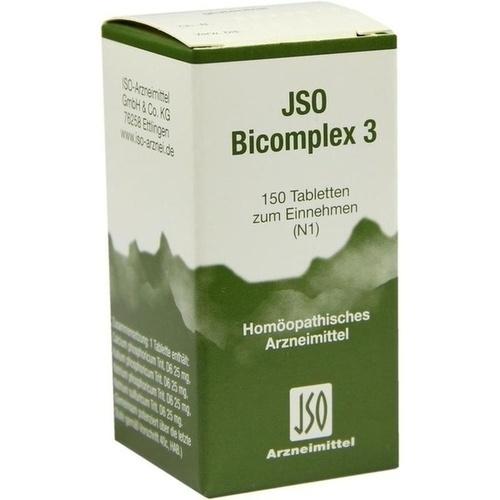 JSO-Bicomplex Heilmittel Nr.3