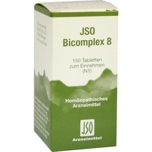 JSO-Bicomplex Heilmittel Nr.8