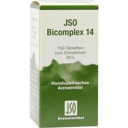 JSO-Bicomplex Heilmittel Nr.14