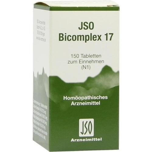 JSO-Bicomplex Heilmittel Nr.17