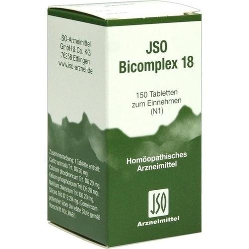 JSO-Bicomplex Heilmittel Nr.18