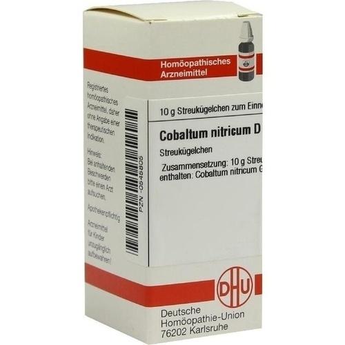 COBALTUM NITRICUM D 12 Globuli