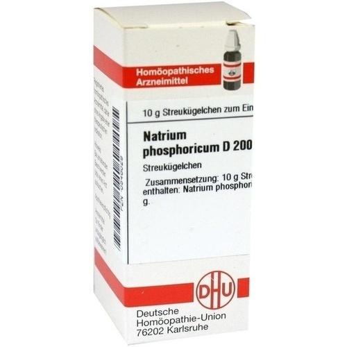 NATRIUM PHOSPHORICUM D 200 Globuli