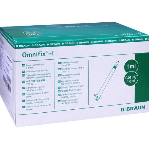 OMNIFIX F Solo Spr.1 ml