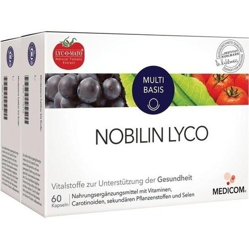 NOBILIN Lyco Kapseln 2X60 St.