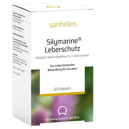 SILYMARINE Leberschutz Kapseln 60 St