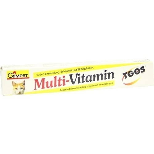 gimpet multi vitamin paste plus m tgos f r katzen 100 g. Black Bedroom Furniture Sets. Home Design Ideas