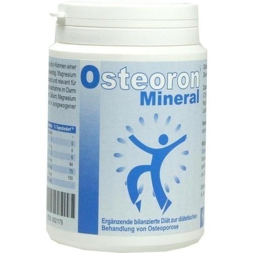 OSTEORON Mineral Tabletten