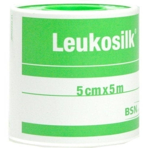 LEUKOSILK 5 cmx5 m