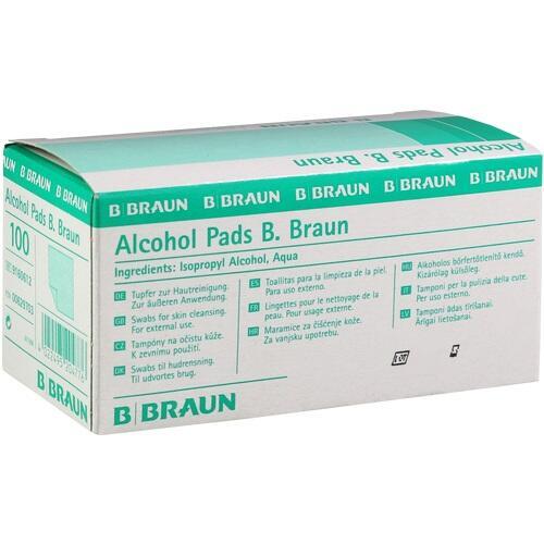 ALCOHOL PADS B. Braun Tupfer