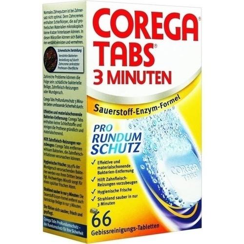 COREGA Tabs 3 Minuten