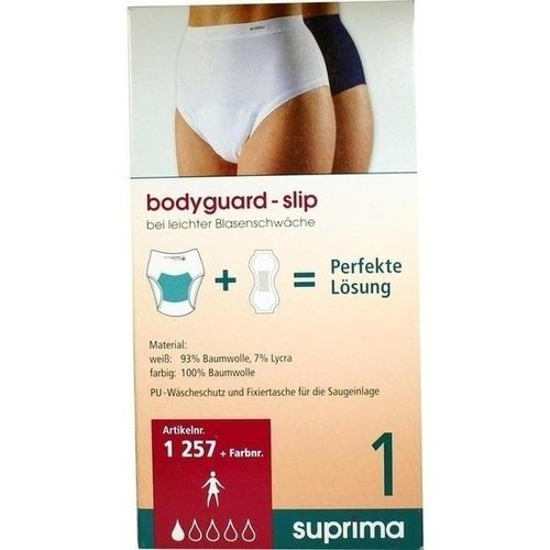 SUPRIMA Slip bodyguard 1 Gr.44/46 weiß