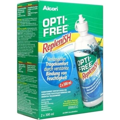 OPTI-FREE RepleniSH Multifunktions-Desinf.Lsg.