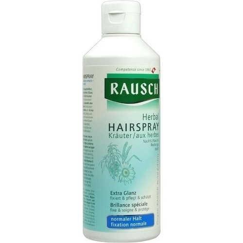 RAUSCH Herbal Hairspray normaler Halt Non-Aerosol