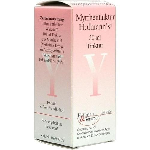 MYRRHENTINKTUR Hofmann's