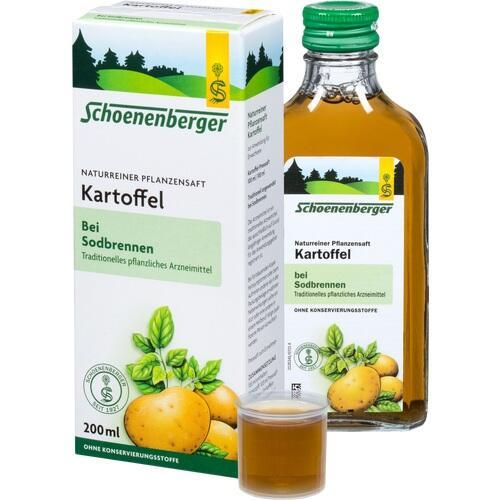 KARTOFFELSAFT Schoenenberger 200 ml