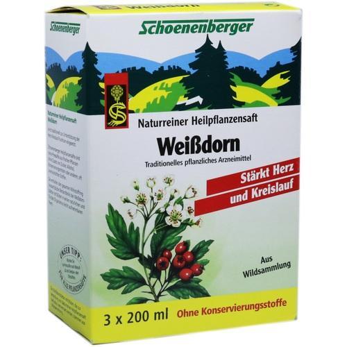 WEISSDORN SAFT Schoenenberger Heilfplanzensäfte