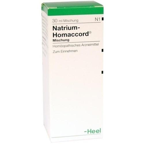 NATRIUM HOMACCORD Tropfen