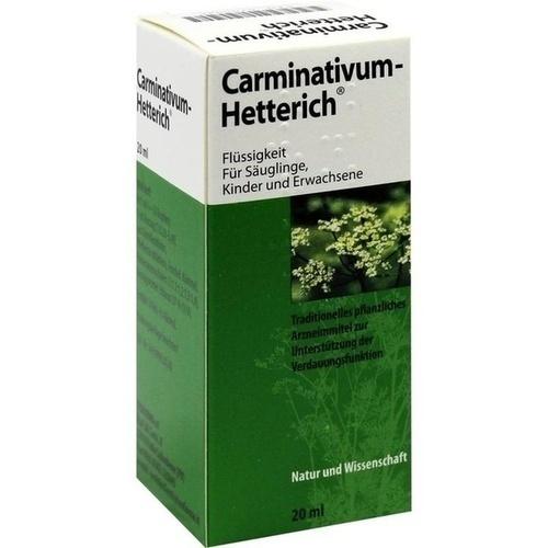 Teofarma s.r.l. CARMINATIVUM Hetterich Tropfen zum Einnehmen 20 ml 00705025
